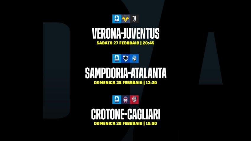 DAZN Serie A 24a Giornata, Diretta Esclusiva | Palinsesto Telecronisti (Sky 209)