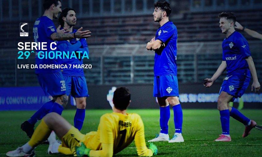Serie C Eleven Sports, 29a Giornata - Programma e Telecronisti Lega Pro