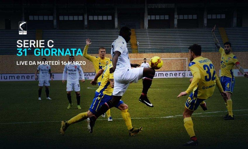 Serie C Eleven Sports, 31a Giornata - Programma e Telecronisti Lega Pro