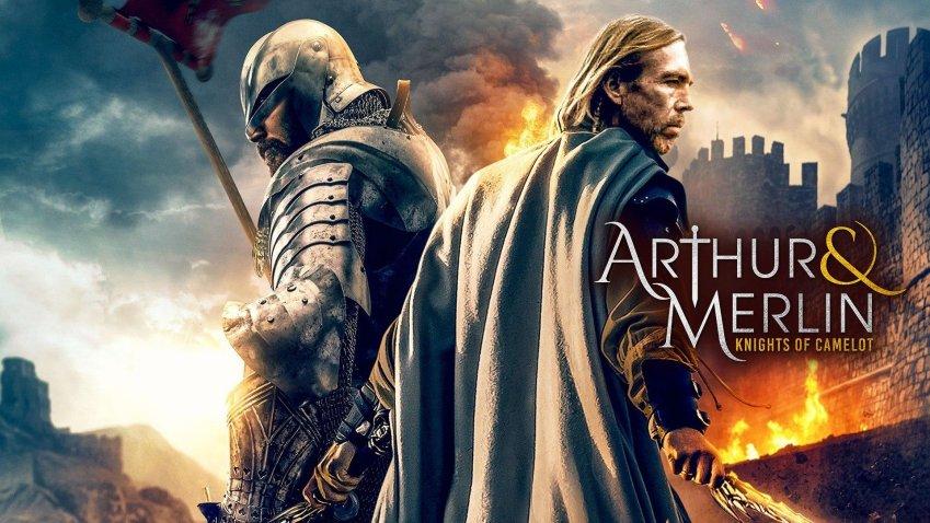 Mercoledi 17 Marzo 2021 Sky e Premium Cinema, Arthur e Merlin: Knights Of Camelot