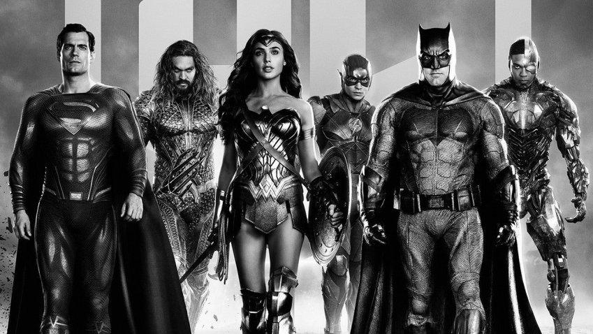 Sabato 20 Febbraio 2021 Sky e Premium Cinema, Zack Snyder's Justice League