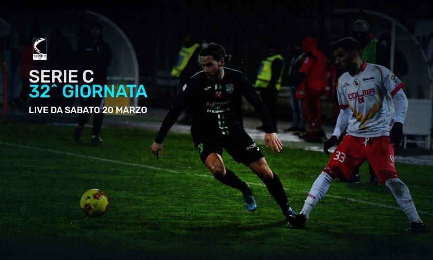 Serie C Eleven Sports, 32a Giornata - Programma e Telecronisti Lega Pro
