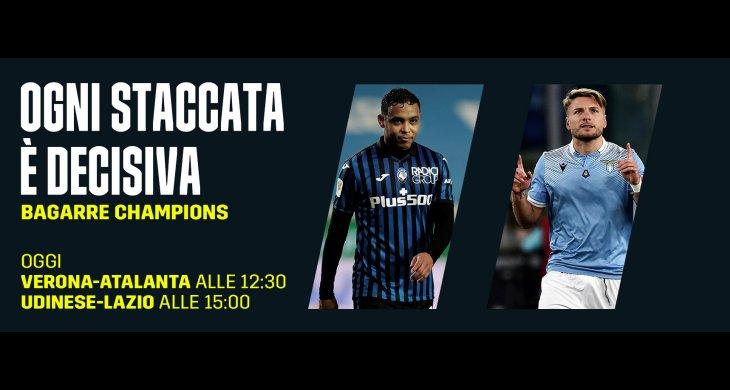 DAZN Serie A 28a Giornata, Diretta Esclusiva | Palinsesto Telecronisti (Sky 209)
