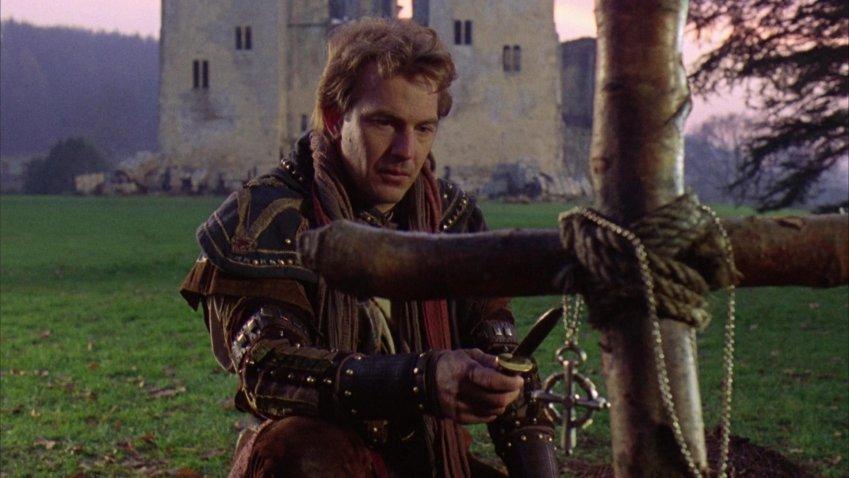 Domenica 28 Marzo 2021 Sky e Premium Cinema, Robin Hood, principe dei ladri