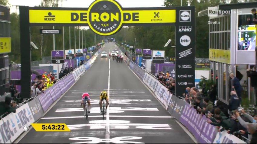 Domenica Rai Sport, 4 Aprile 2021 | Diretta Ciclismo Giro delle Fiandre e Pallavolo