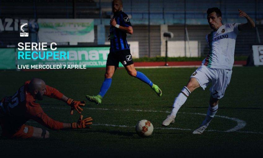 Serie C Eleven Sports, Recuperi 7 Aprile - Programma e Telecronisti Lega Pro