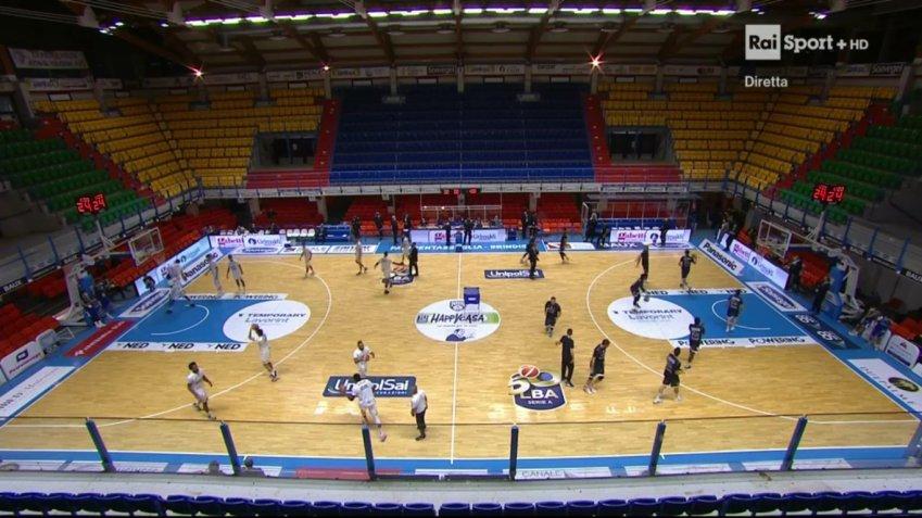 Domenica Rai Sport, 11 Aprile 2021 | diretta Basket Brindisi - Milano e Canottaggio