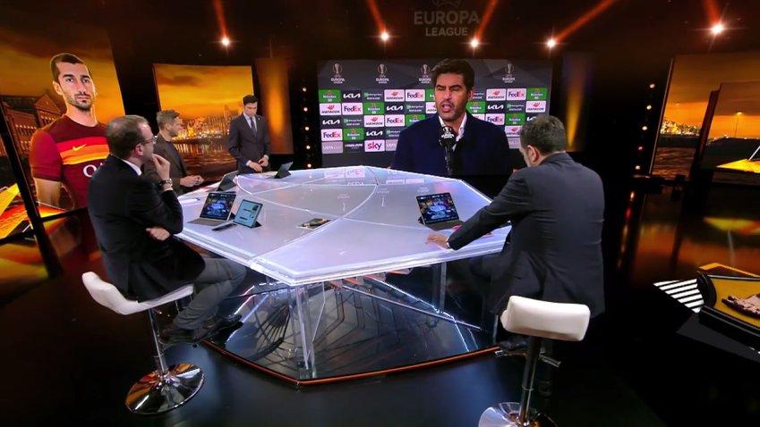 Sky Sport Diretta Europa League Quarti Ritorno Palinsesto E Telecronisti Digital News