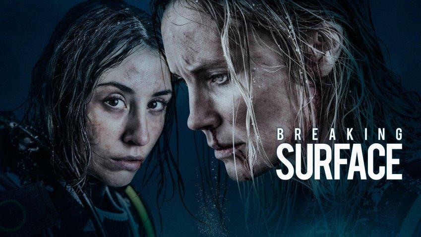 Venerdi 16 Aprile 2021 Sky e Premium Cinema, Breaking Surface - Trattieni il respiro