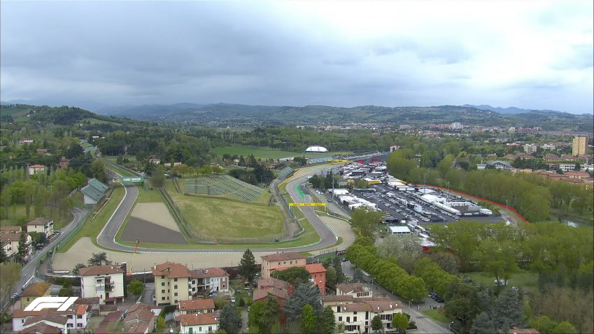 Sky Sport F1, Diretta Gp Emilia Romagna 2021. Imola LIVE su TV8