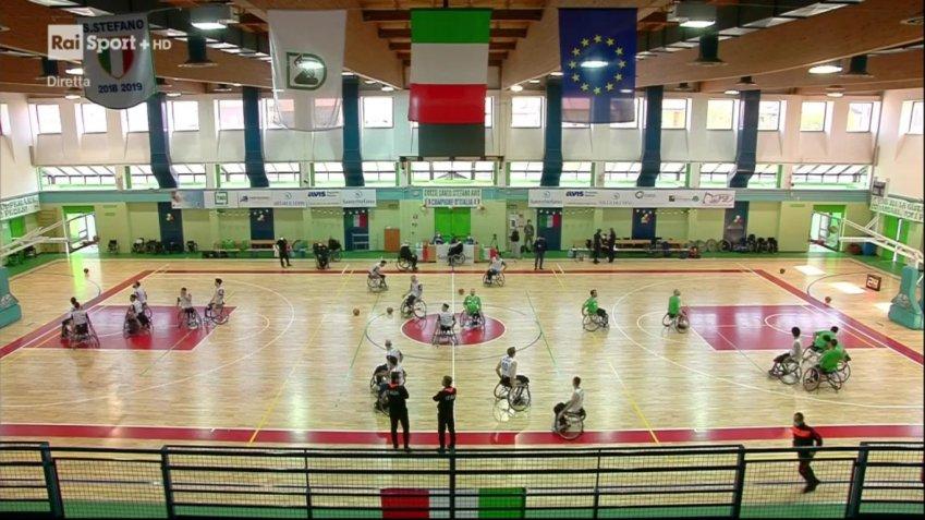 Sabato Rai Sport, 17 Aprile 2021   in diretta Canottaggio, Basket Carrozzina, Pallavolo