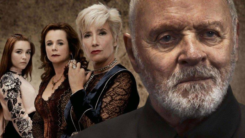 Martedi 20 Aprile 2021 Sky e Premium Cinema, King Lear