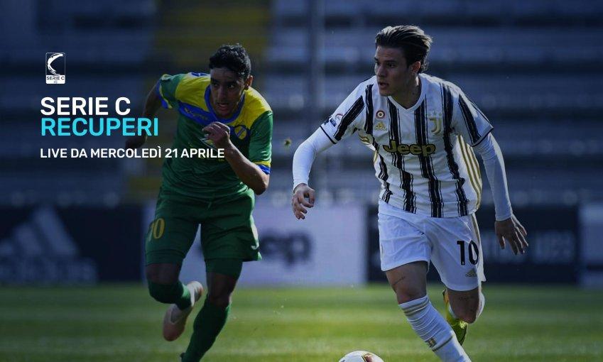 Serie C Eleven Sports, Recuperi 21/22 Aprile - Programma e Telecronisti Lega Pro