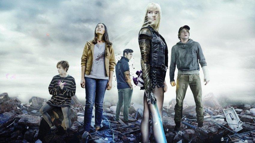 Lunedi 26 Aprile 2021 Sky e Premium Cinema, The New Mutants