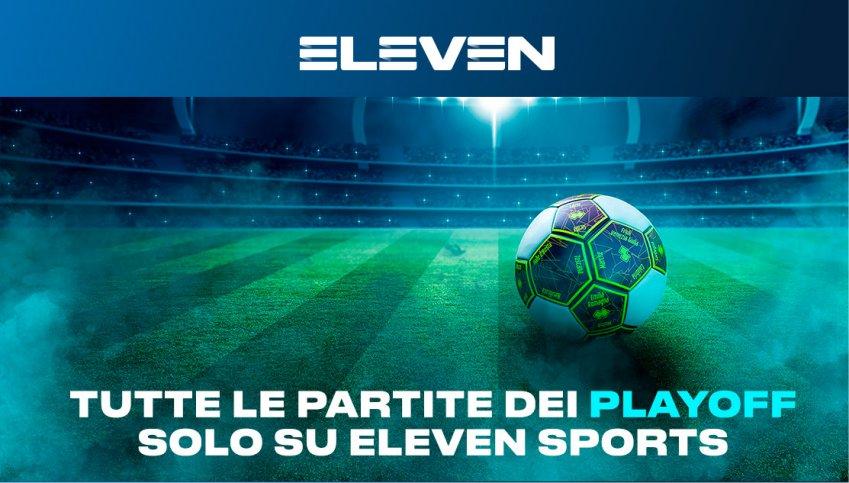 Serie C Eleven Sports, Playoff Girone 1 Turno  - Programma e Telecronisti Lega Pro