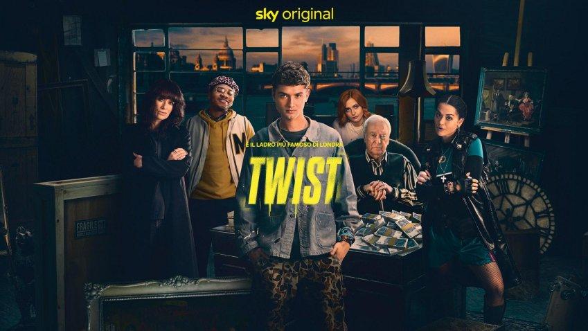 Sabato 15 Maggio 2021 Sky e Premium Cinema, Twist