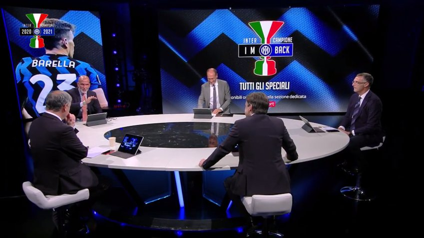 Sky Sport Serie A 37a Giornata, Diretta Esclusiva   Palinsesto Telecronisti