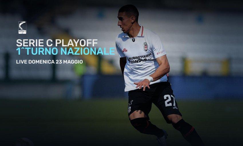Serie C Eleven Sports, Playoff Nazionale 1 Turno  - Programma e Telecronisti Lega Pro