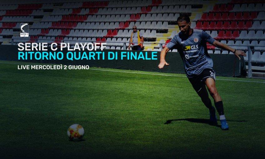 Serie C Eleven Sports, Playoff Nazionale 2 Turno Rit. - Programma e Telecronisti Lega Pro