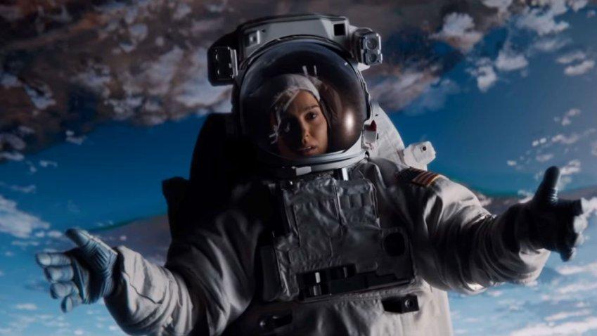 Mercoledi 9 Giugno 2021 Sky e Premium Cinema, Lucy in the Sky