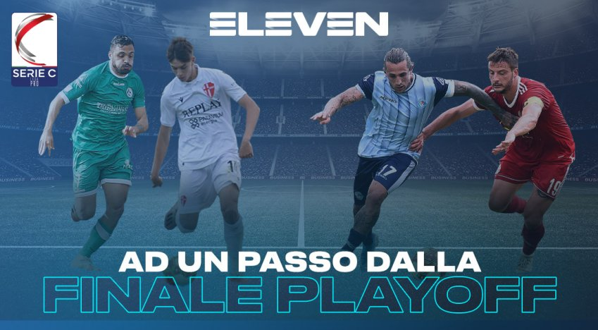 Serie C Eleven Sports, Playoff Semifinali Ritorno - Programma e Telecronisti Lega Pro