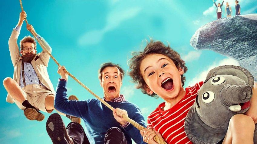 Sabato 12 Giugno 2021 Sky e Premium Cinema, Superpapa: un lavoro da vertigini