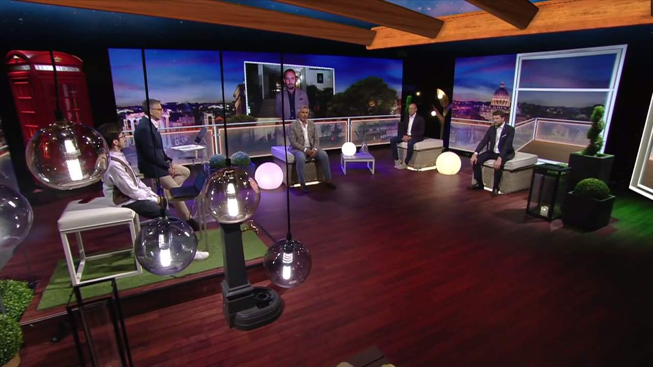 Sky Sport, Partite e Telecronisti #SkyEuro2020 e Copa America del 13 Giugno