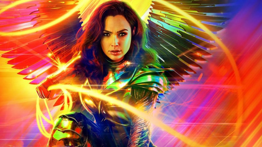 Lunedi 14 Giugno 2021 Sky e Premium Cinema, Wonder Woman 1984