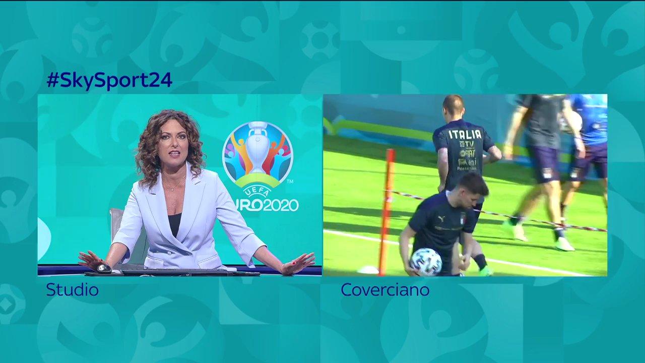 Sky Sport, Partite e Telecronisti #SkyEuro2020 e Copa America del 14 Giugno