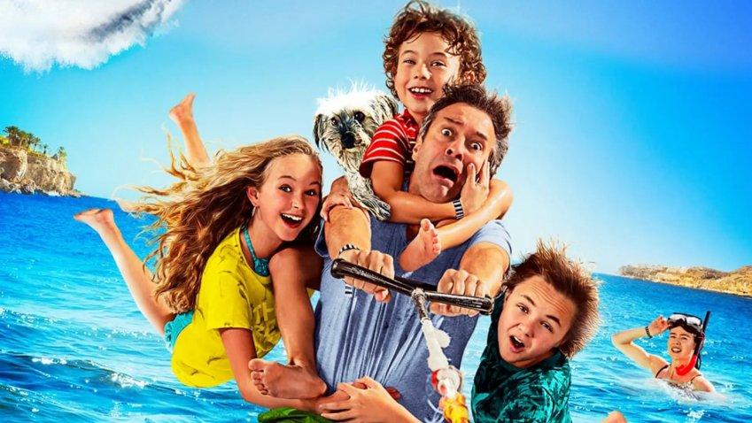 Sabato 19 Giugno 2021 Sky e Premium Cinema, Superpapa': operazione vacanze