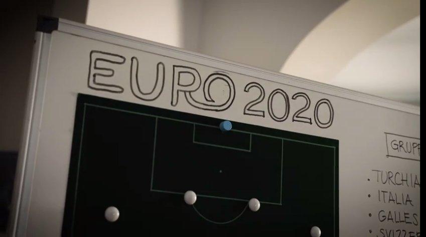 Sky Sport, Partite e Telecronisti #SkyEuro2020 del 19 Giugno
