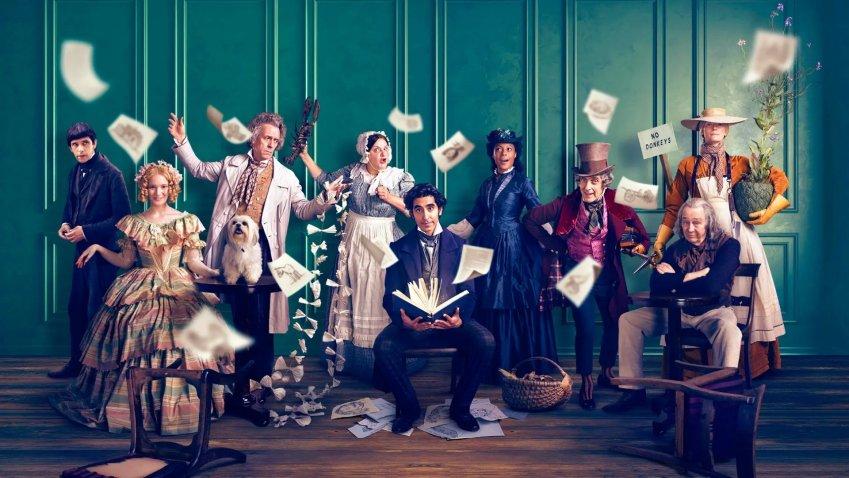 Domenica 20 Giugno 2021 Sky e Premium Cinema, David Copperfield
