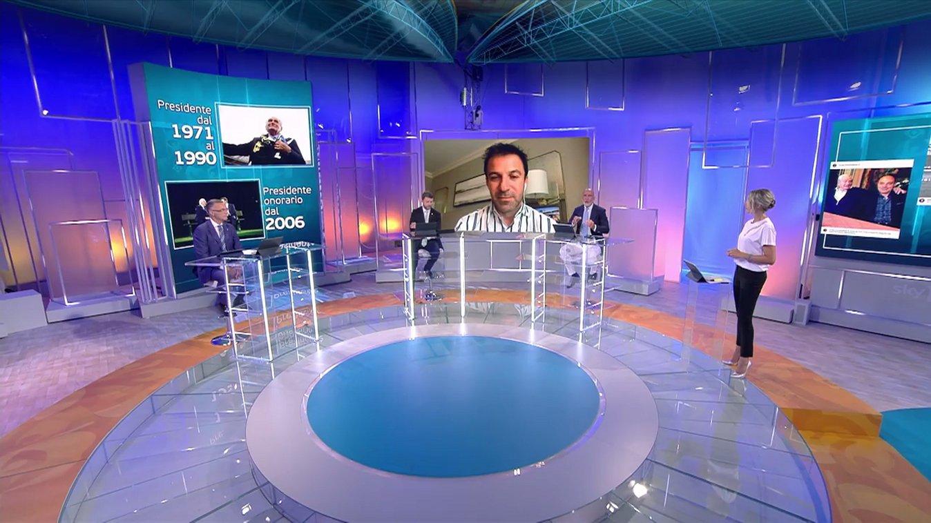 Sky Sport, Partite e Telecronisti #SkyEuro2020 del 22 Giugno