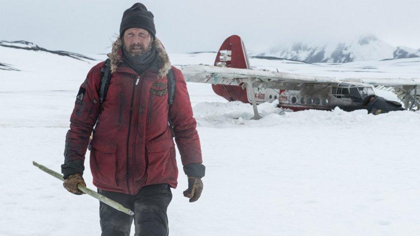 Domenica 27 Giugno 2021 Sky e Premium Cinema, Arctic