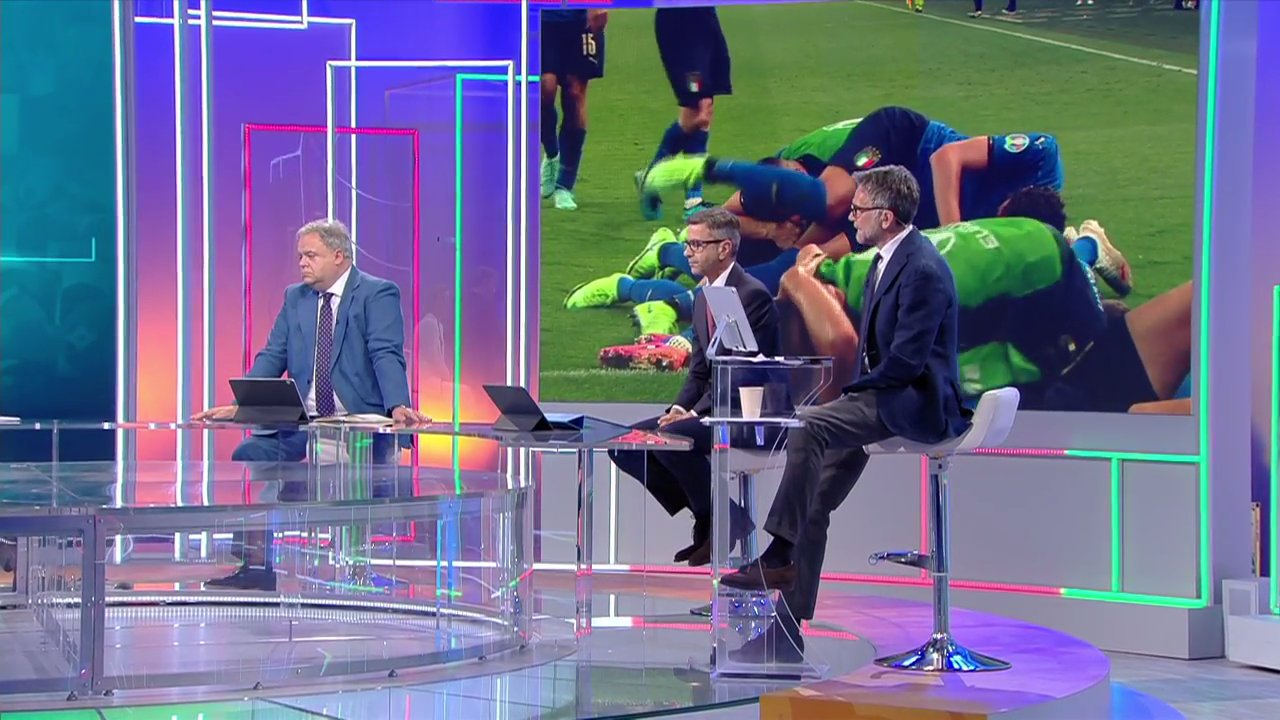 Sky Sport, Partite e Telecronisti #SkyEuro2020 del 28 Giugno