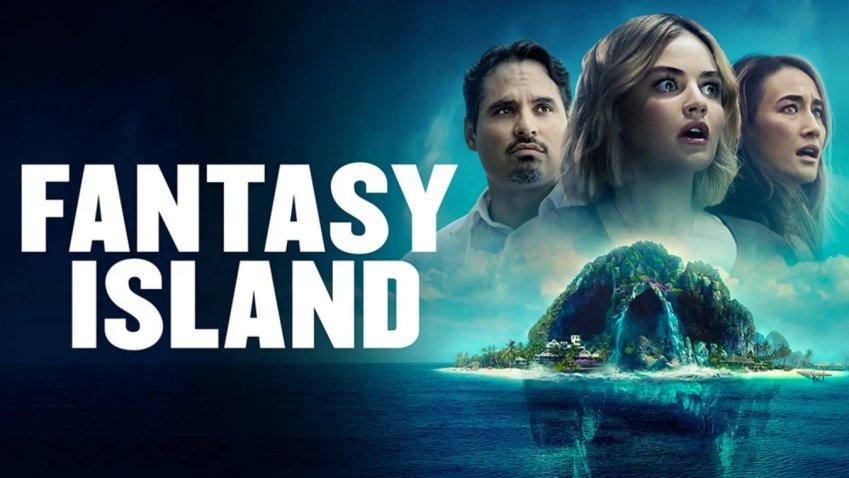 Martedi 29 Giugno 2021 Sky e Premium Cinema, Fantasy Island
