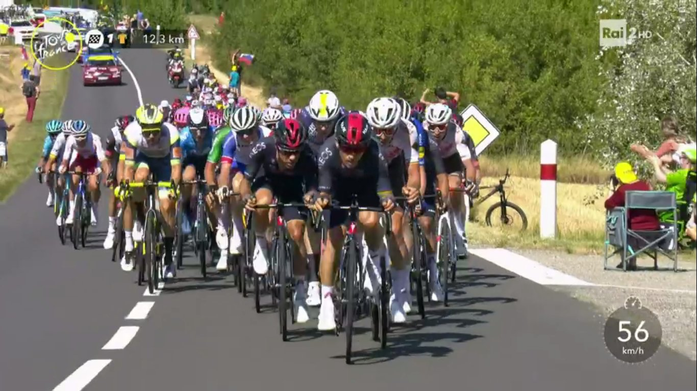 Sabato Rai Sport, 10 Luglio 2021 | Tour de France, Pallavolo, Atletica, Pallanuoto
