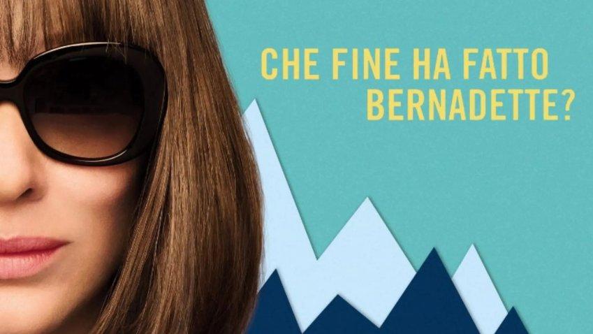 Mercoledi 14 Luglio 2021 Sky e Premium Cinema, Che fine ha fatto Bernadette?