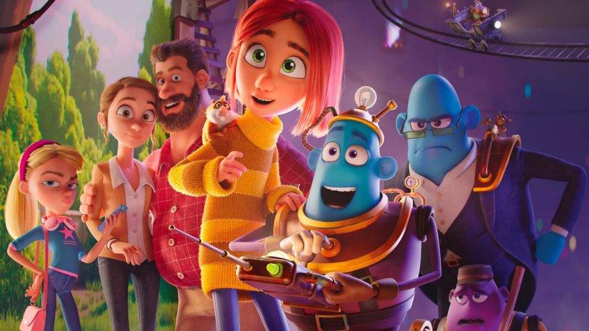 Sabato 24 Luglio 2021 Sky e Premium Cinema, Dreambuilders