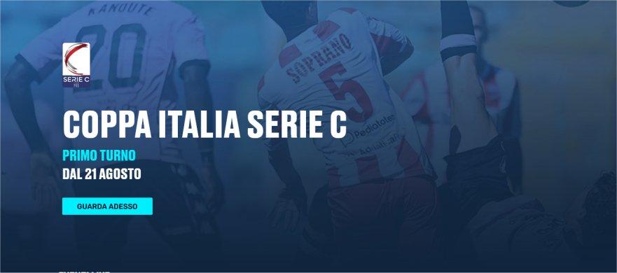 Coppa Italia Serie C 2021/22 1a Giornata, Palinsesto Telecronisti Eleven Sports