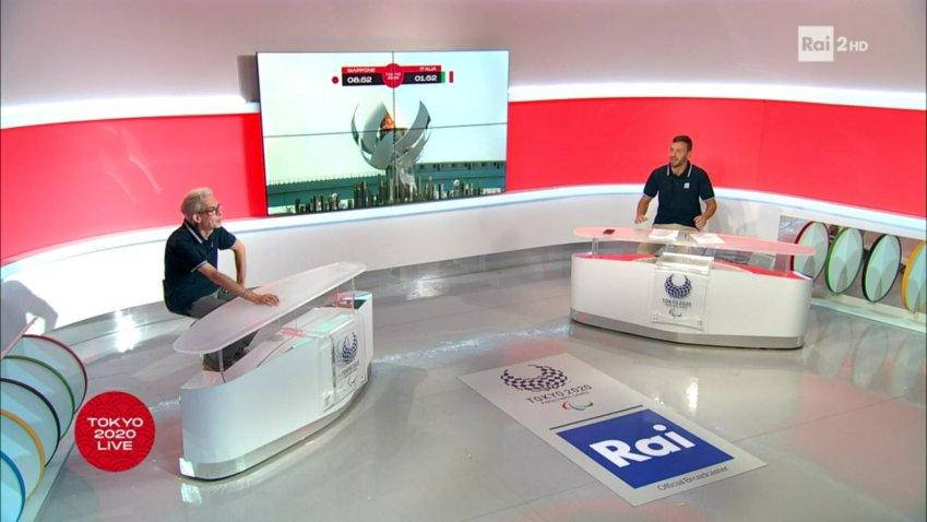 Sabato Rai Sport, 28 Agosto 2021   diretta Paraolimpiadi Tokyo 2020, Europei Pallavolo