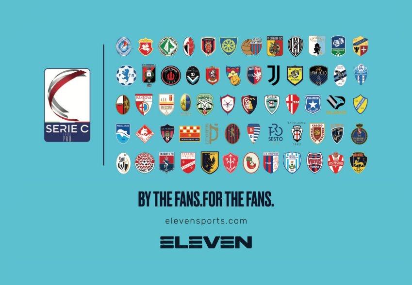 Lega Pro Eleven Sports, 1a Giornata - Programma e Telecronisti Serie C