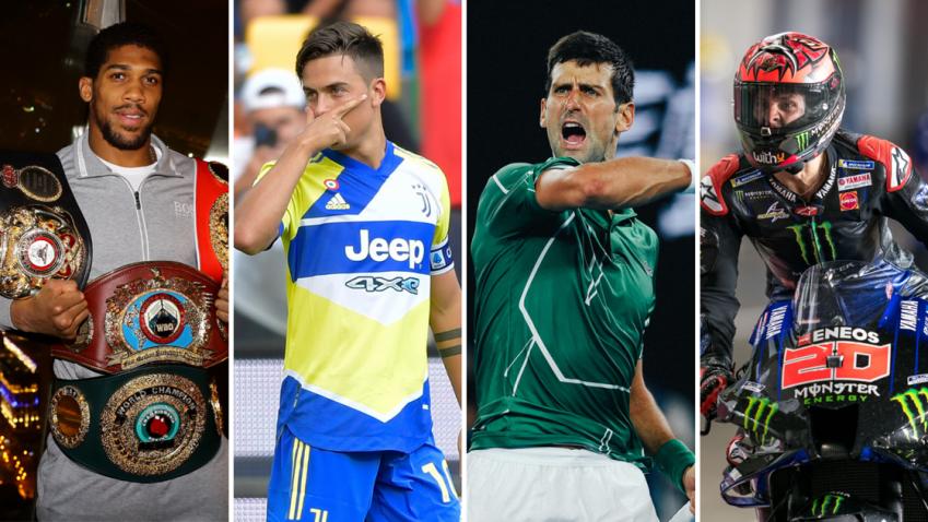 Settembre su DAZN | tra gli eventi Calcio Serie A, MotoGP, Europei di Volley, NFL