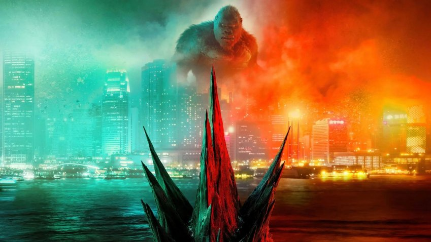 Lunedi 6 Settembre 2021 Sky e Premium Cinema, Godzilla vs. Kong