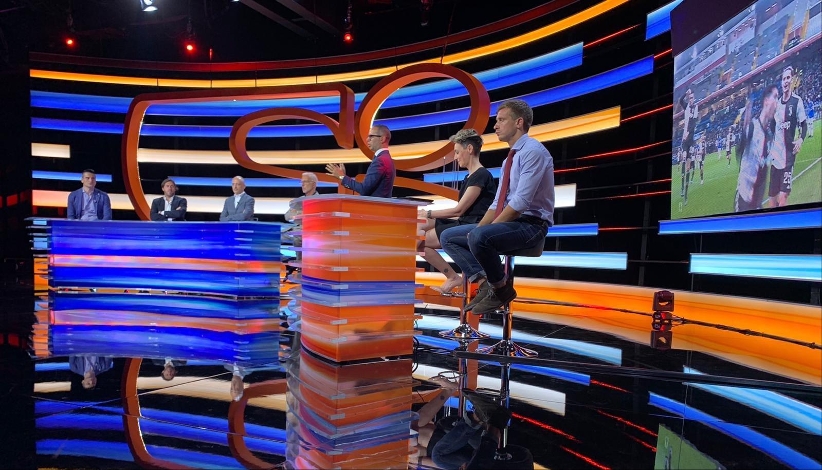 Sportitalia Primavera 1 TimVision 4a Giornata e Telecronisti Calcio Estero