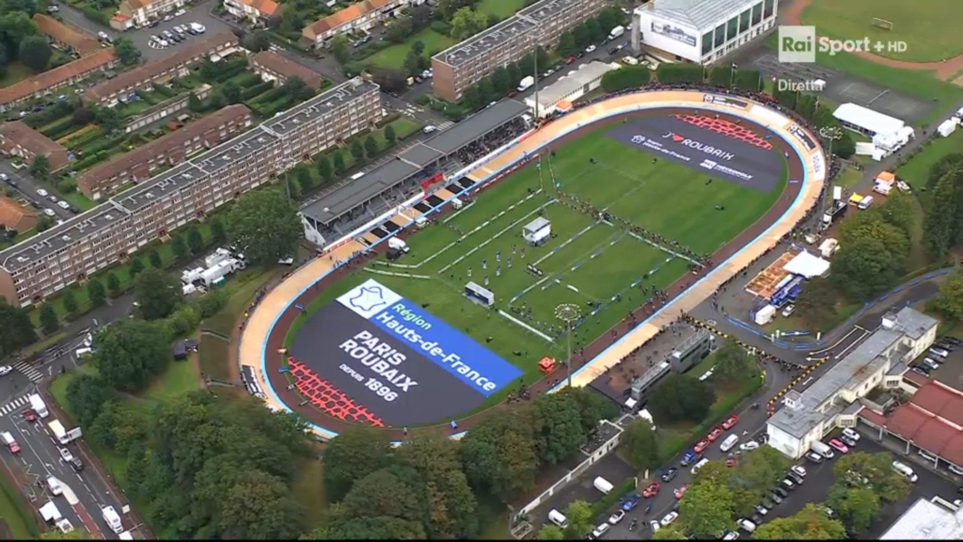Domenica Rai Sport, 3 Ottobre 2021   diretta Ciclismo Parigi > Roubaix
