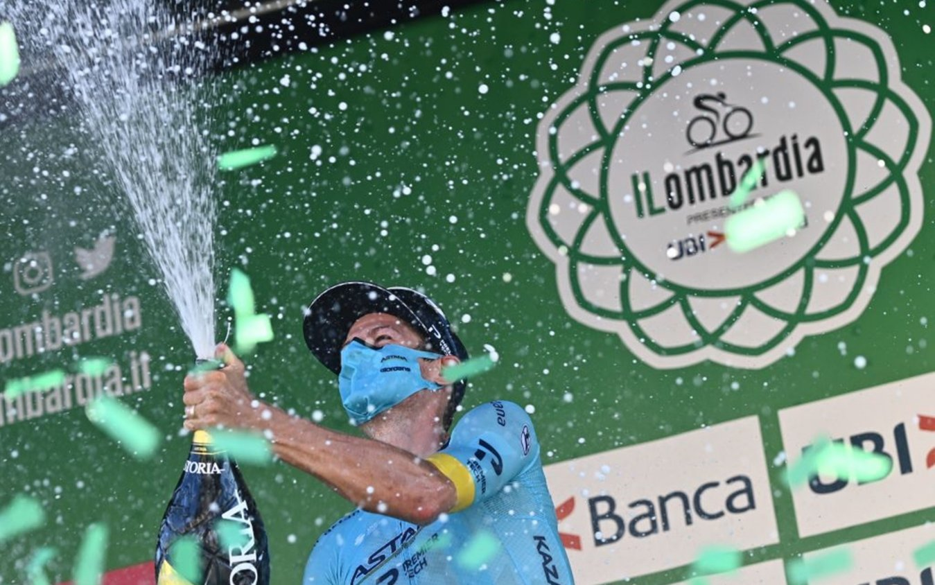 Sabato Rai Sport, 9 Ottobre 2021   diretta Ciclismo - Il Lombardia