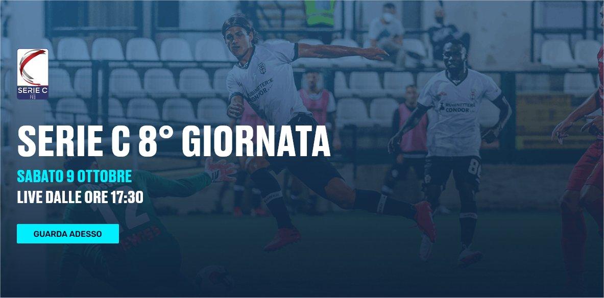 Lega Pro Eleven Sports, 8a Giornata - Programma e Telecronisti Serie C