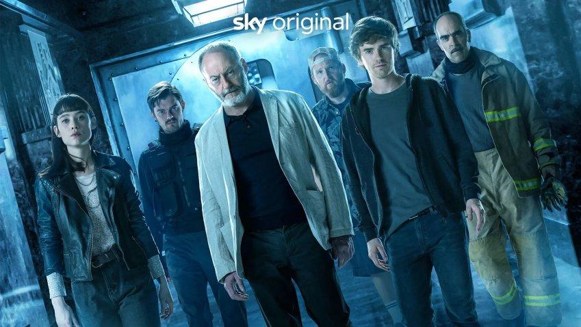 Sabato 23 Ottobre 2021 Sky e Premium Cinema, Il Mostro della Cripta