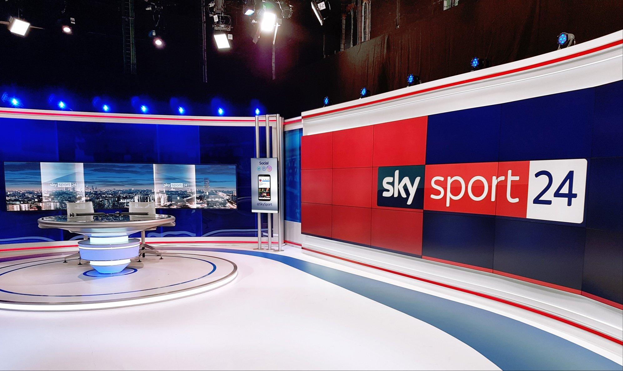 #CasaSkySport. Talent e giornalisti rispondono alle domande su Sky Sport 24